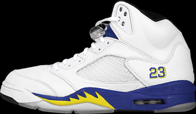 Air Jordan V 5 Retro Laney Release Date 136027-189