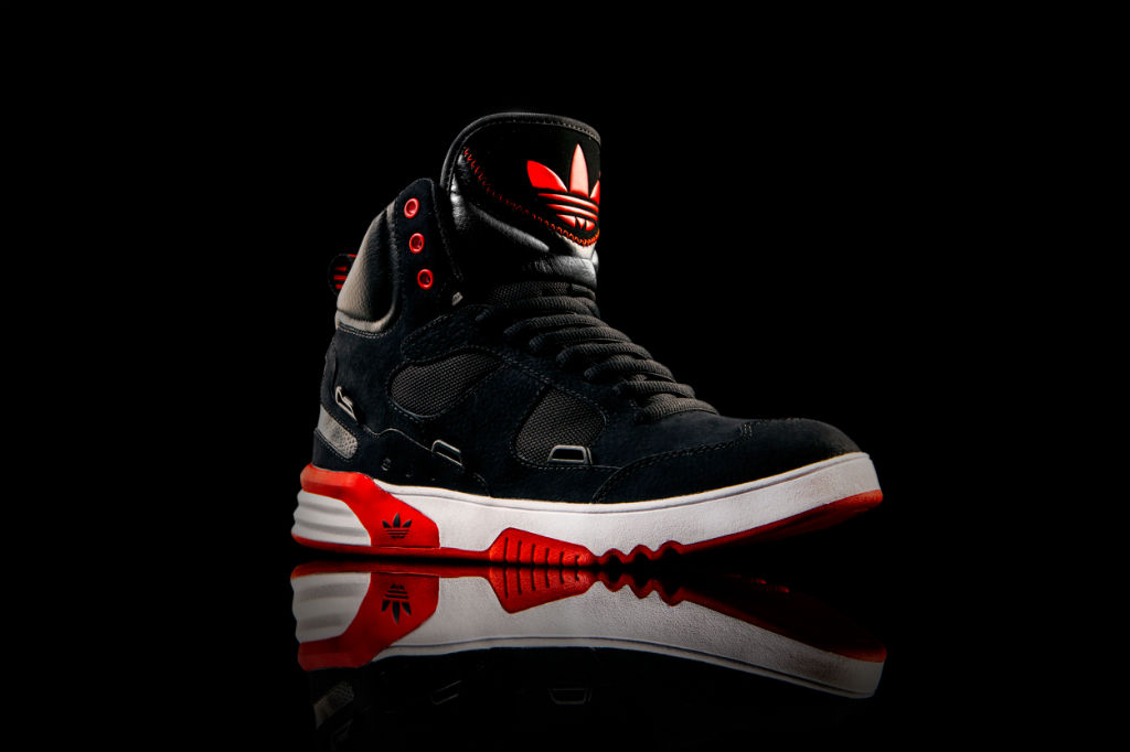 adidas Originals Roundhouse Instinct Black Red Q32908 (4)