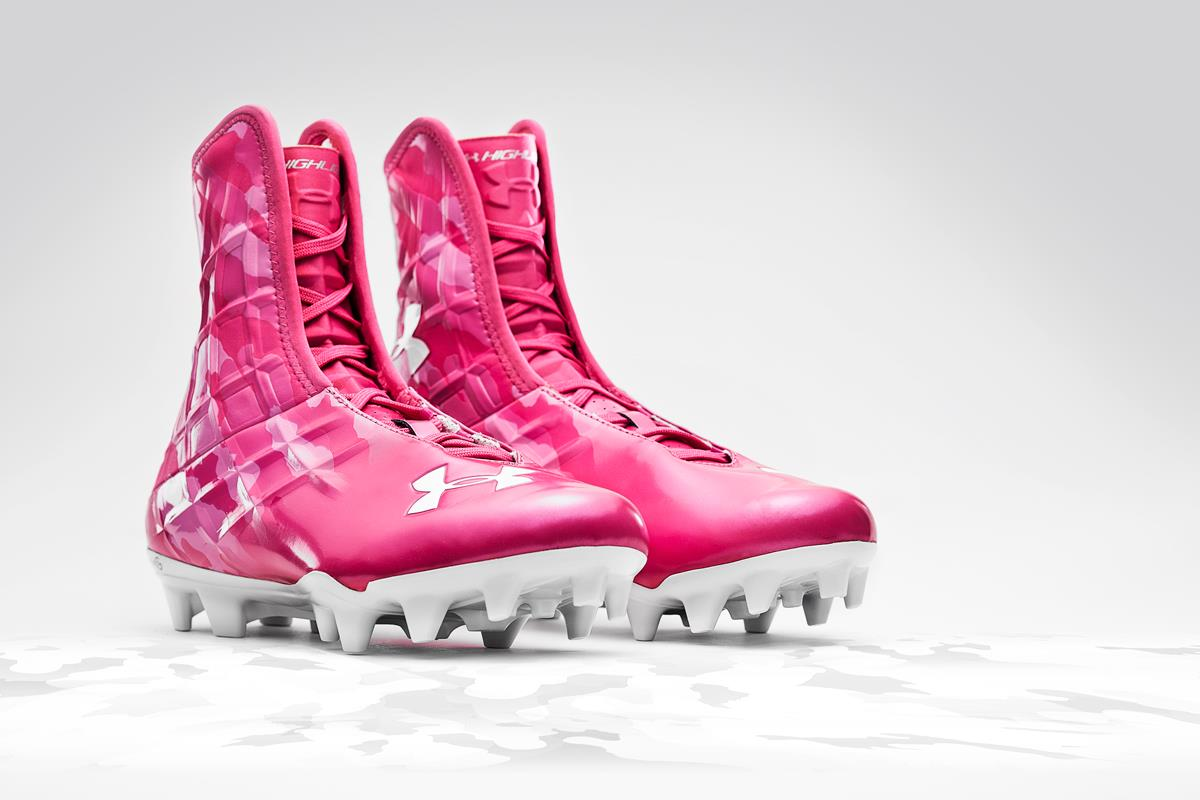 best service c96c5 a3ec8 can you customize under armour highlight cleats