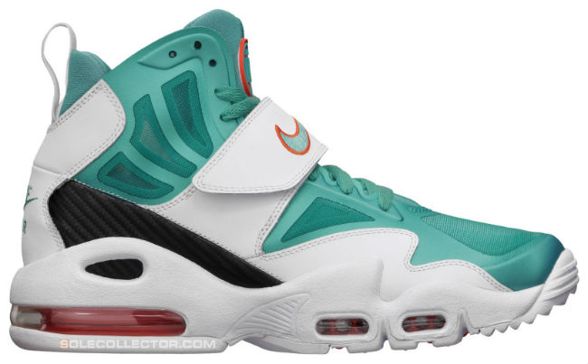Nike Air Max Express Miami Dolphins 525224-101 (1)