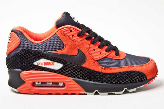 Nike Air Max 90 Year of the Snake Red Black White