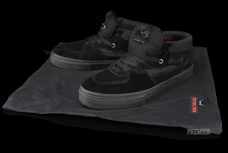 02142126db The Metallica x Vans Half Cab Pro is available now online at Premier.