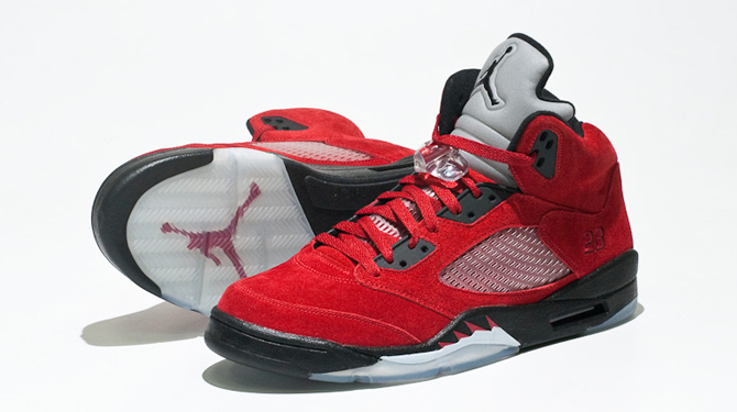 34ea5878ae38ab Rumors are circulating about the return of one of the most coveted Jordan 5s  of all time.