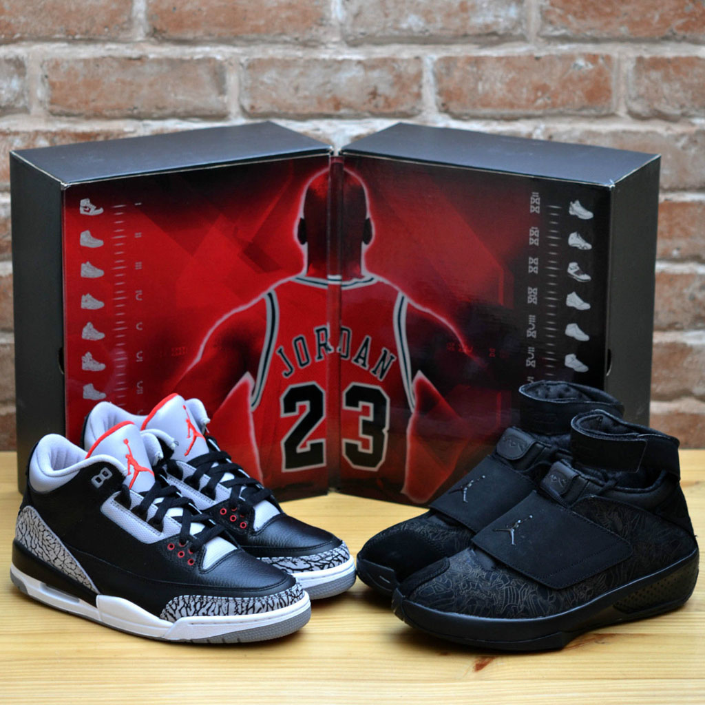 Air Jordan Countdown Pack CDP 3 & 20