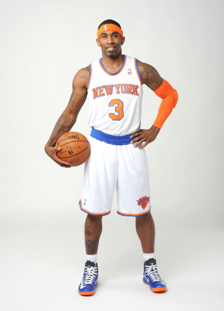 Chris Smith wearing Nike Lunar Hyperdunk iD