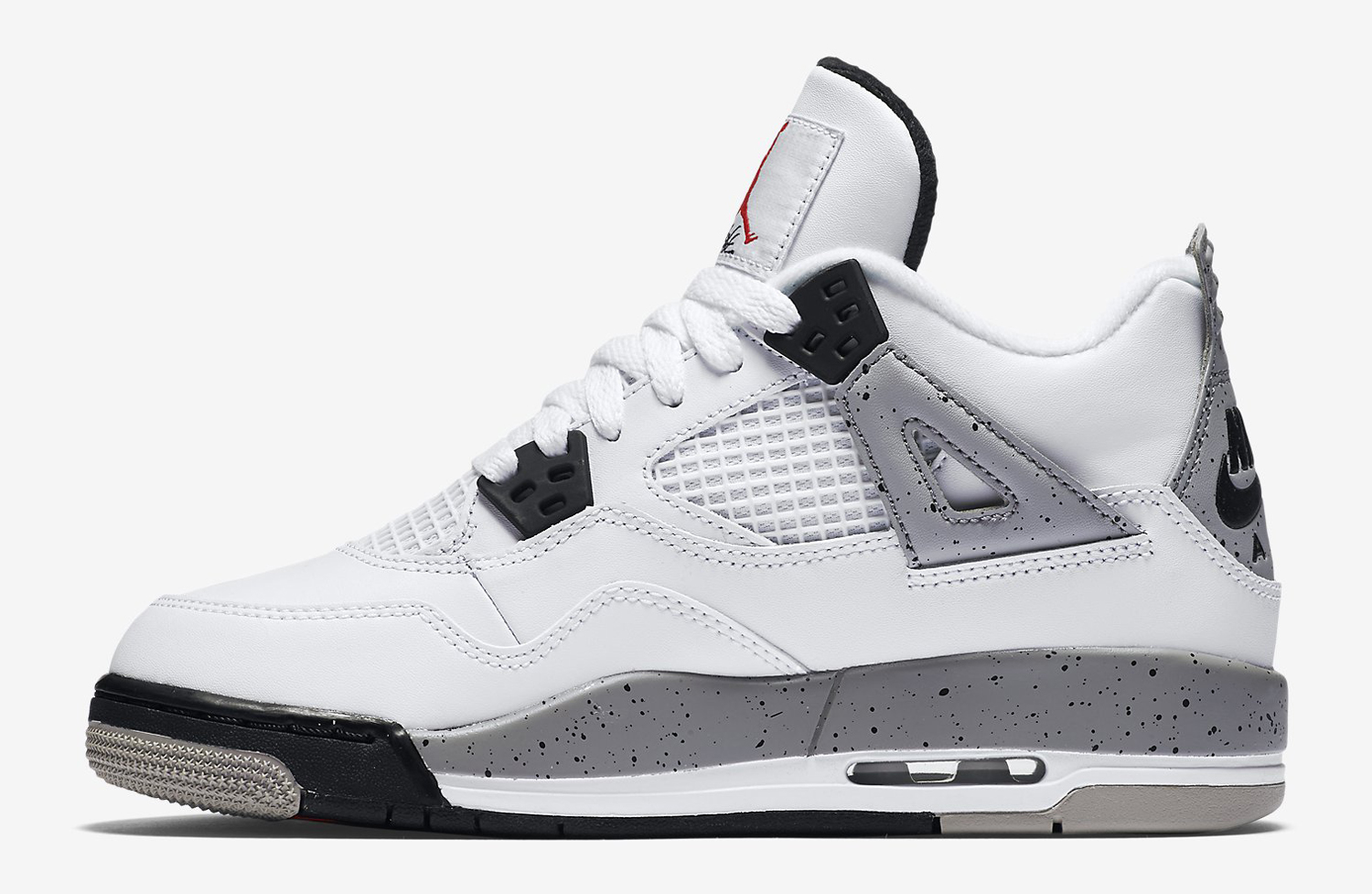 cheap for discount 784d0 89e7d Here Are All the Kids  White Cement  Air Jordan 4s Releasing