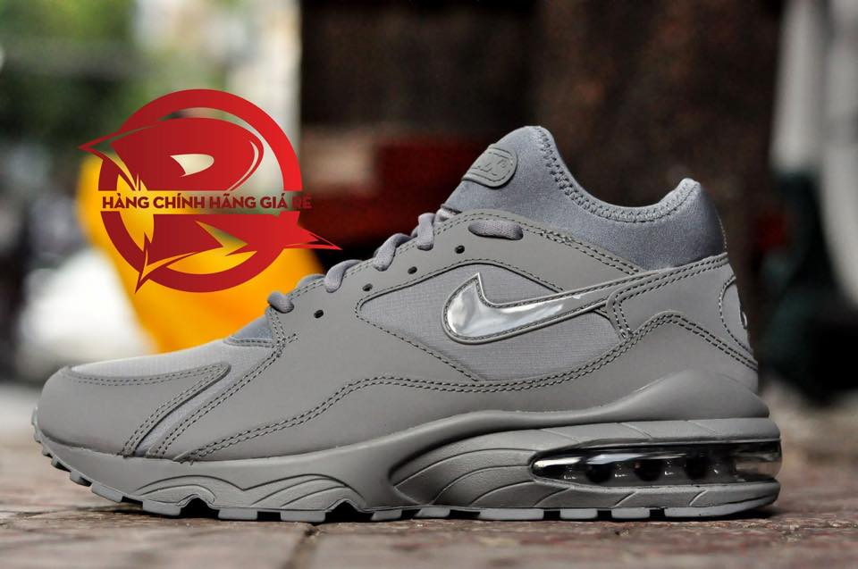 8544aad51ef9 A Lot of Grey Area with This Nike Air Max 93