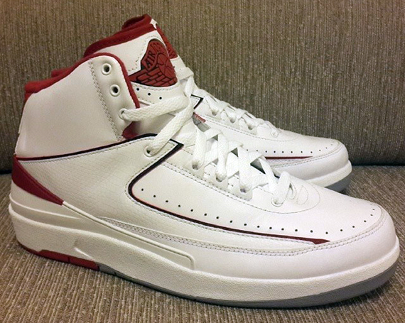 new concept 2cec8 707f2 RELATED  Air Jordan 2 Retro White Black-Varsity Red-Cement Grey RELATED  Air  Jordan 2 Retro White Red