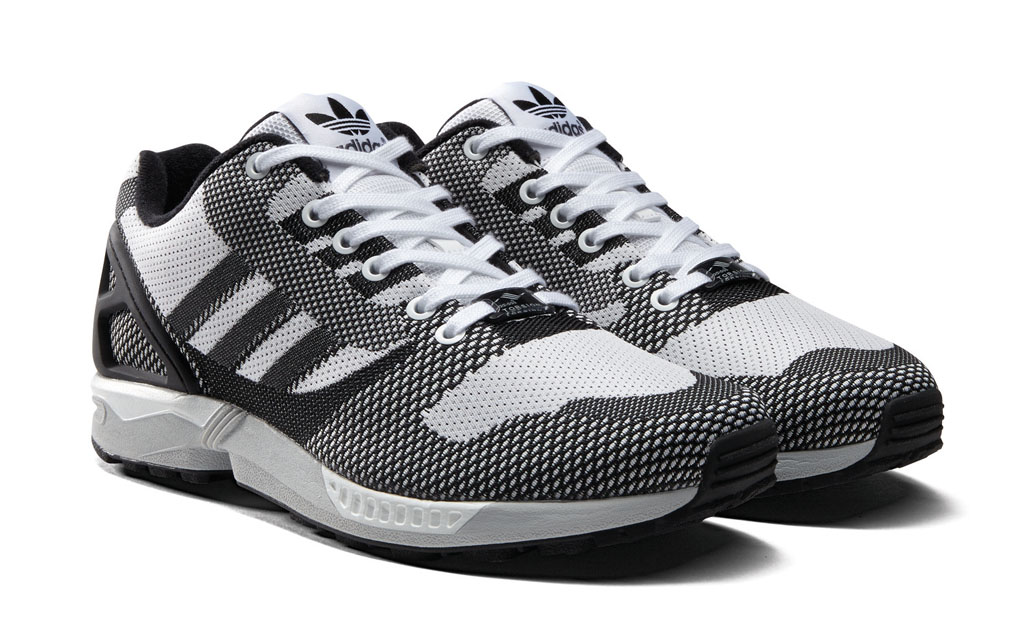 new products 8833b e119b adidas ZX Flux 8000 Weave Pack | Sole Collector