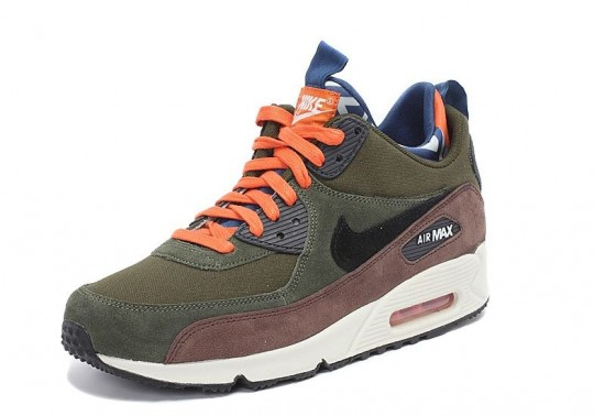 detailed look 0f535 634cc Already introduced in several great colorways, what are your initial  thoughts on the all new Air Max 90 Sneakerboot