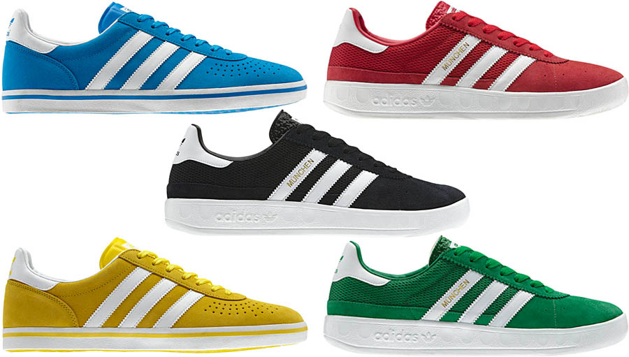 adidas Originals Munchen - Olympic Rings Pack  6493eeb1a