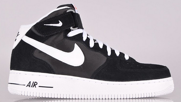 best service 01675 d6fe0 NSW Air Force 1 Mid - Black/White | Sole Collector