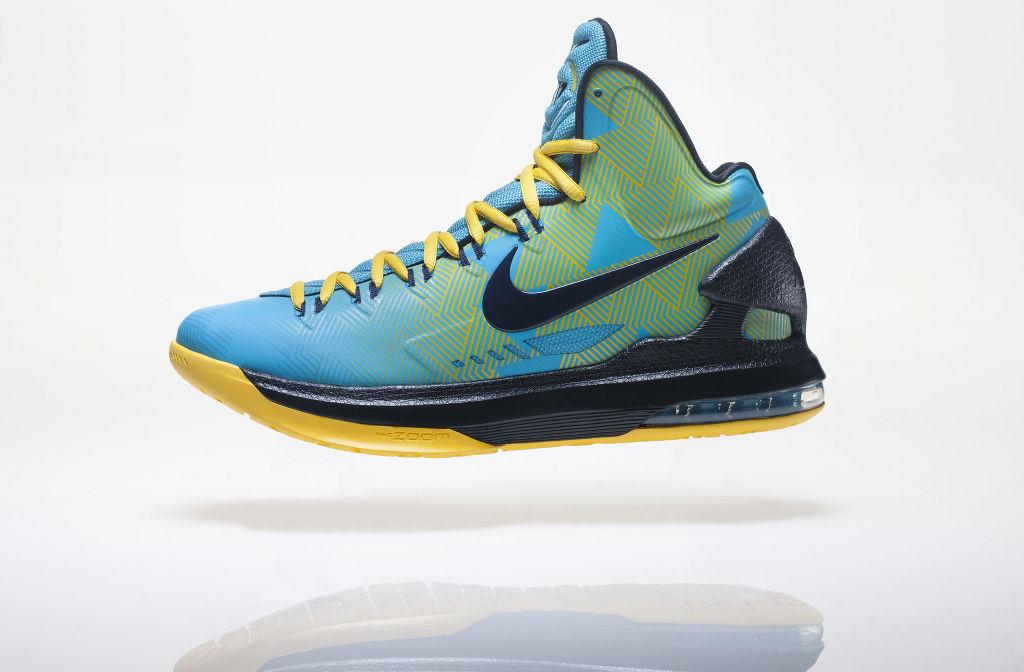 brand new 1f812 399a4 Nike N7 KD V 599294-447 (2)