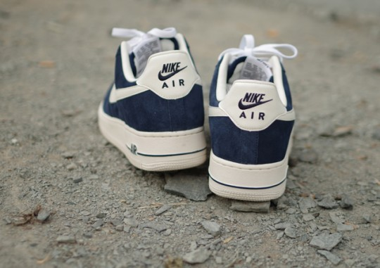 ON Nike Air Force 1 Low Blazer inspired Obsidian