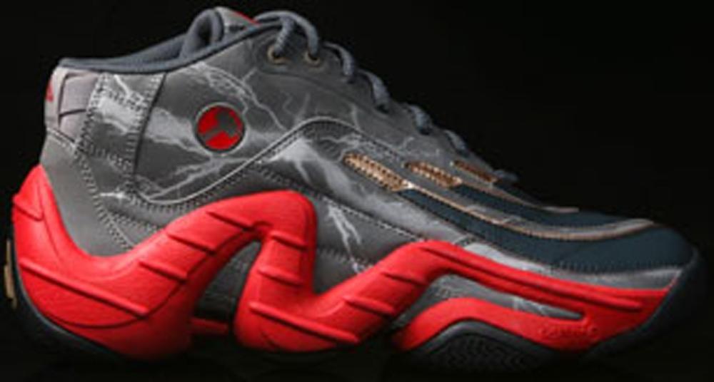 adidas Real Deal Scarlet/Iron Metallic-Bold Onix