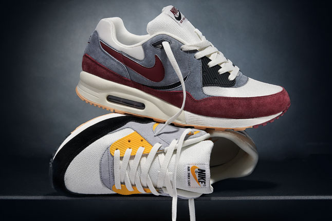 af1e218fc743 ... nike air max 90 infrared vintage ... old school look. Check out the  first photos of the size Exclusive ...