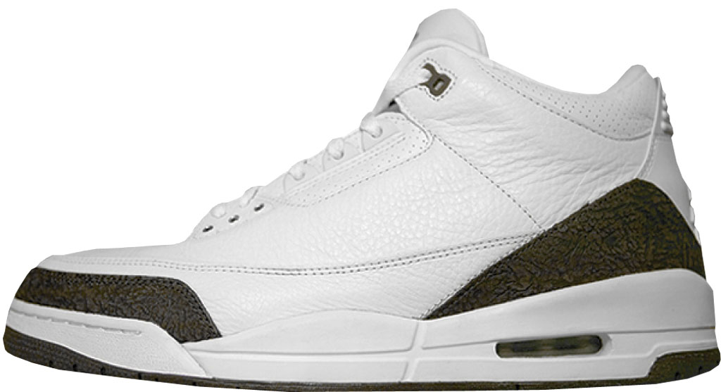 57e67c39dd30 Air Jordan 3  The Definitive Guide to Colorways