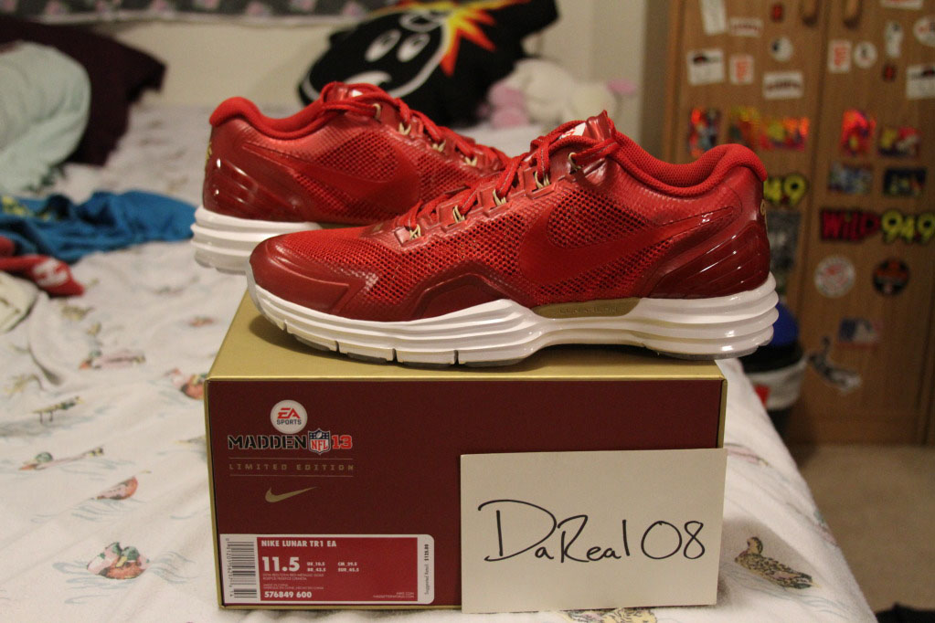 Pickups of the Week // Nike Lunar TR1 Jerry Rice by DaReal08