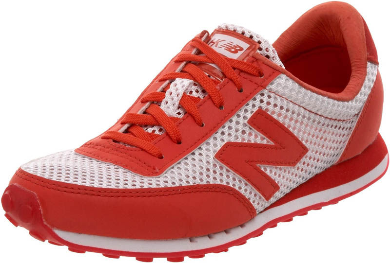 Heidi Klum for New Balance 410 Natural Red