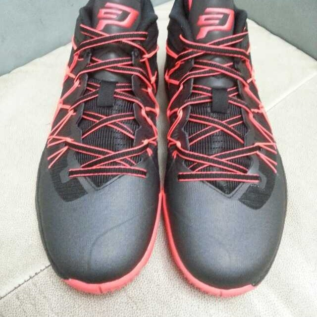 Jordan CP3.VII AE Black Infrared White 644805-024 (3)