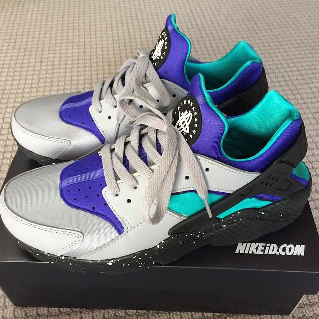 Huarache Nike Id Ideas