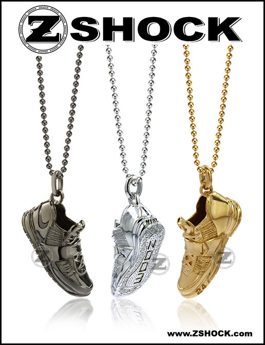 ZShock x Nike Zoom Revis 1 Chains (1)