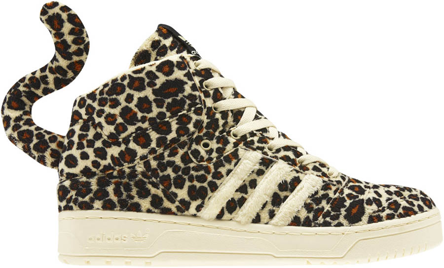3330e6b4717a4 adidas Originals by Jeremy Scott - Spring Summer 2012 - JS Leopard V24536 (1