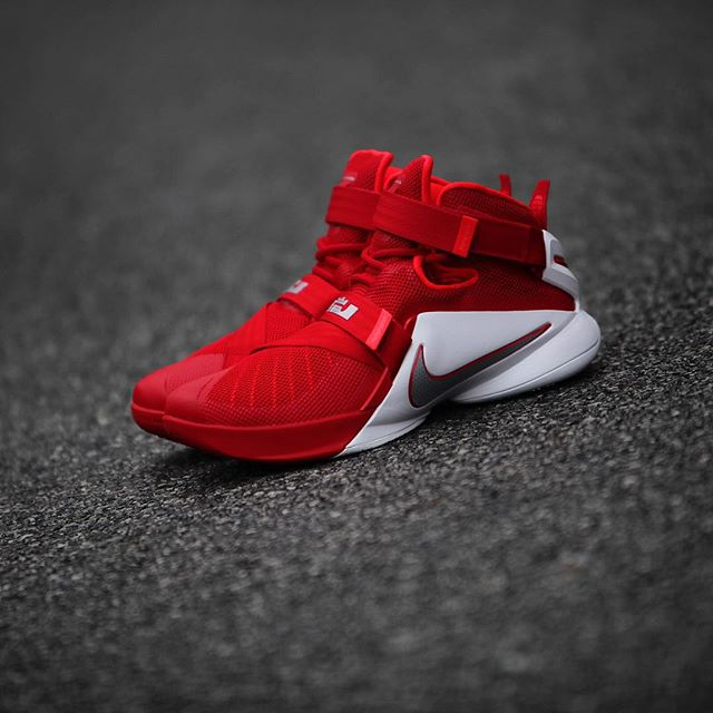 fcf17cbe24a1b The Perfect Nike Soldier 9 for Ohio State