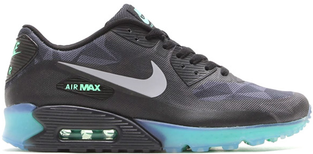 Nike Air Max '90 Ice Black/Cool Grey-Anthracite-Black
