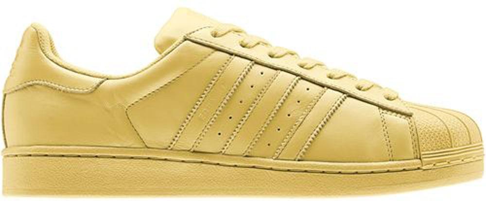 adidas Superstar Sun Yellow-Sun Yellow-Sun Yellow