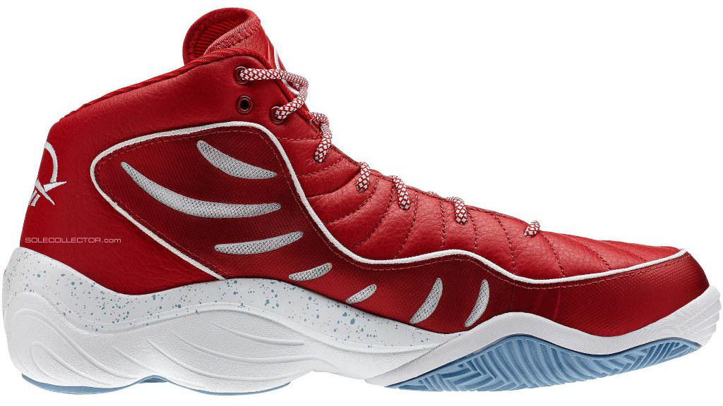 Reebok Answer XIV 14 Red/White (3)