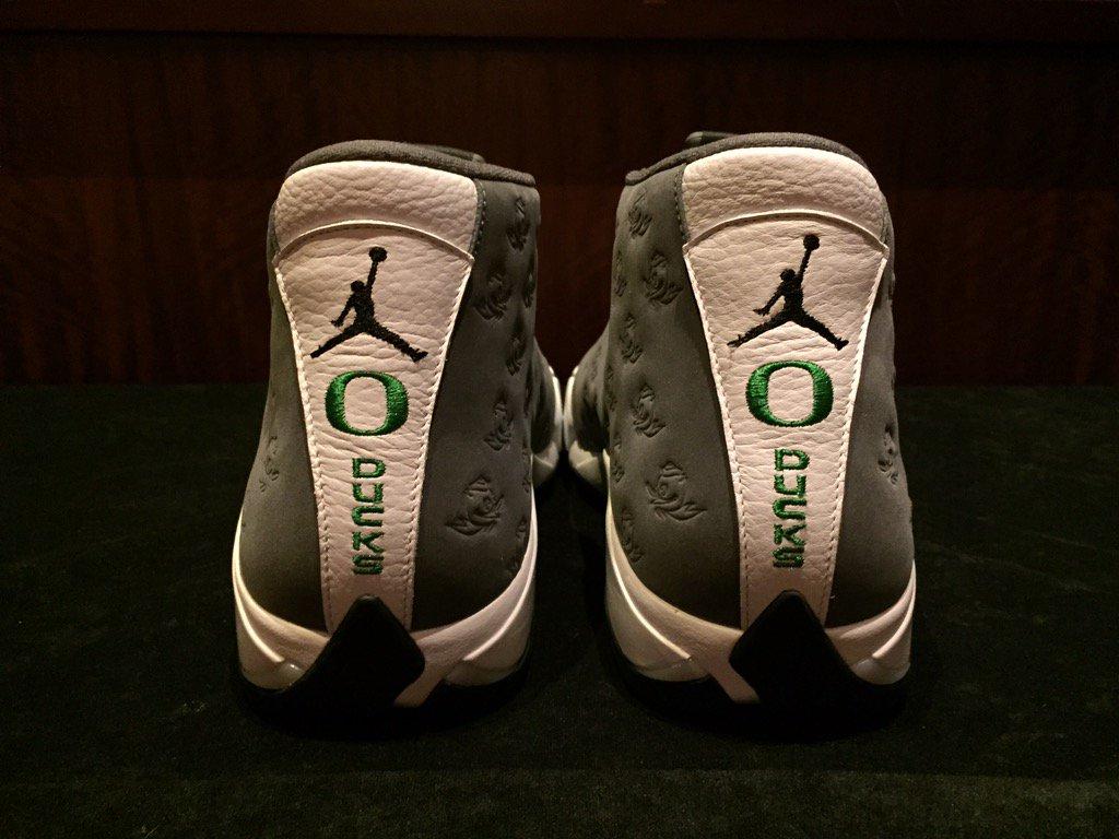 c359abc2edbcc6 The Oregon Ducks Now Have Their Own Air Jordan 14