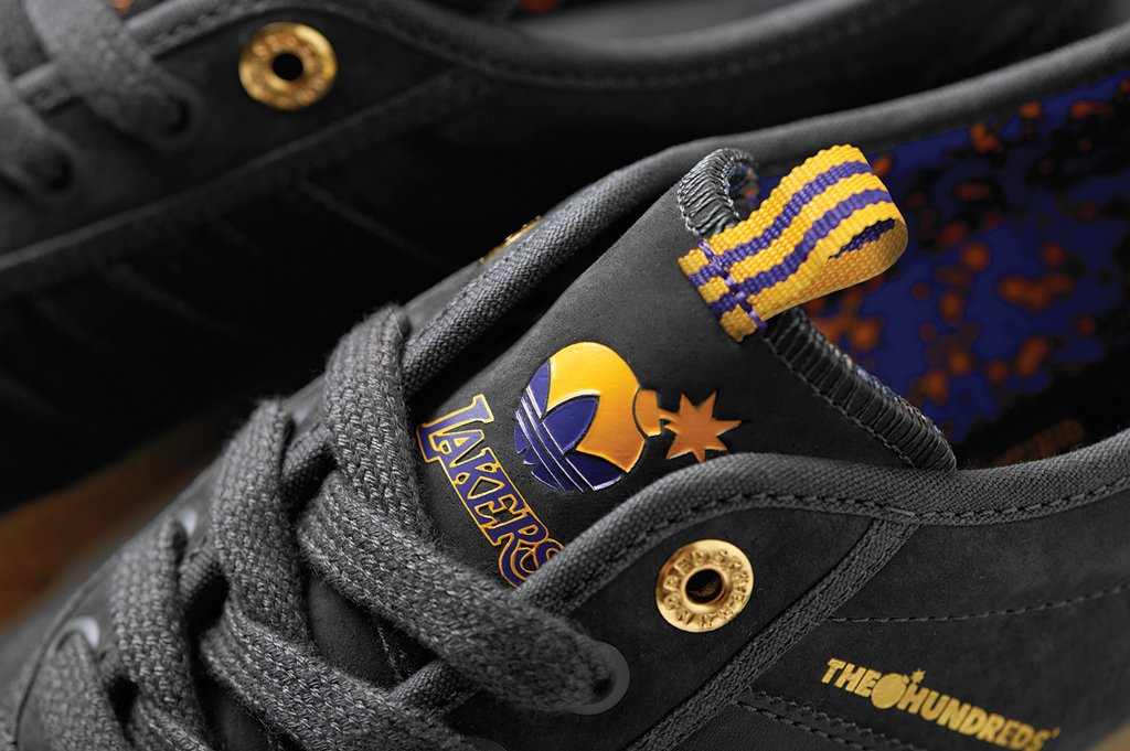 save off 168a5 2fa2c The Hundreds and adidas Skateboarding Take On The NBA