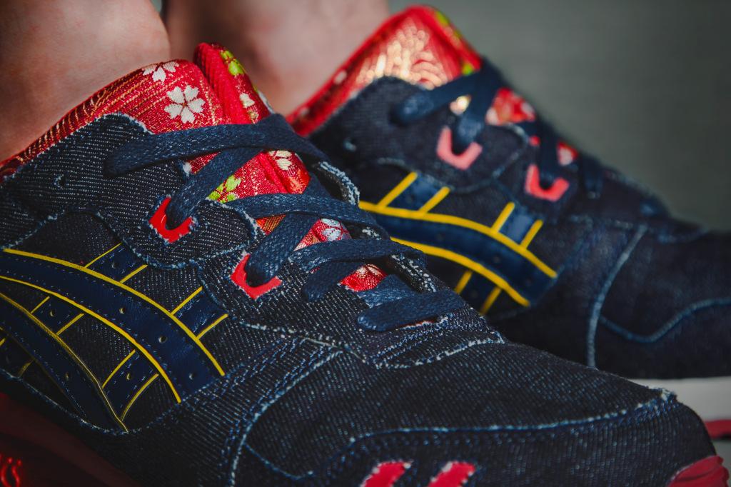 hoge kwaliteit winkelen voor waar kan ik kopen This Asics Gel Lyte III Is a Kimono for Your Feet   Sole ...