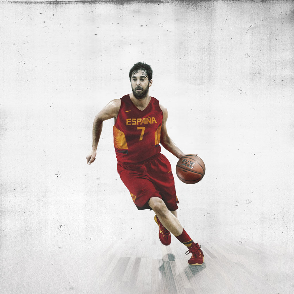 9b01b14b541 Nike Unveils Spain s HyperElite Uniforms for the 2014 FIBA World Cup ...