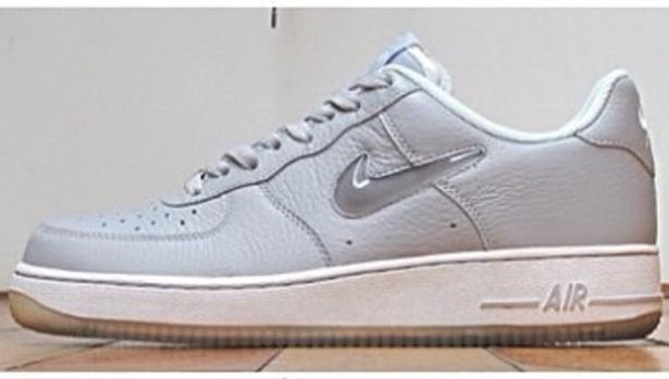 Nike Air Force 1 Low Wolf Grey/Wolf Grey