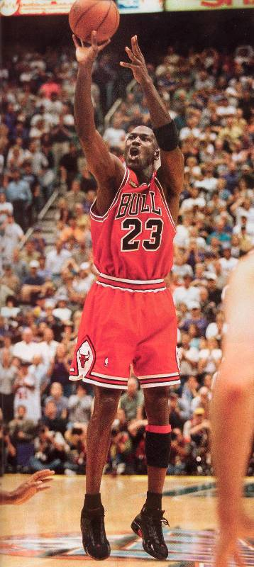 "The Big 5 Utah >> This Day In History: Michael Jordan Hits the ""Last Shot ..."
