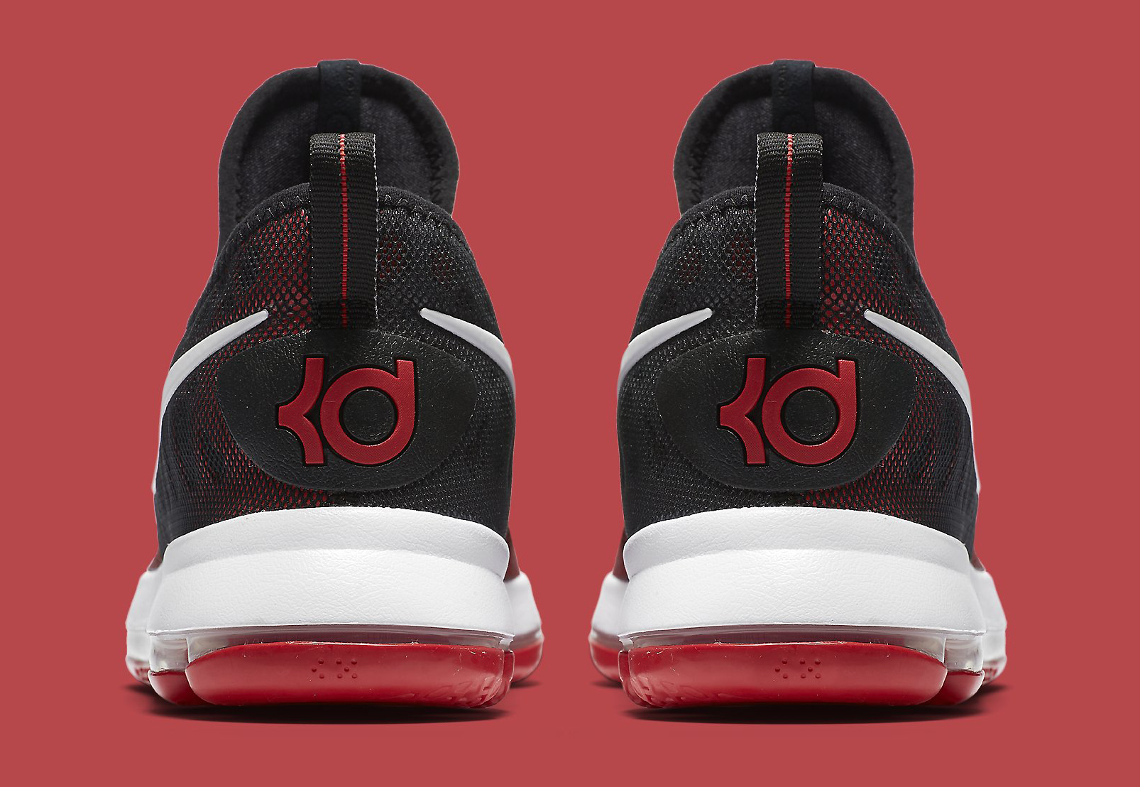 29ae8a065c0b Nike KD 9 Red Black White 843392-610