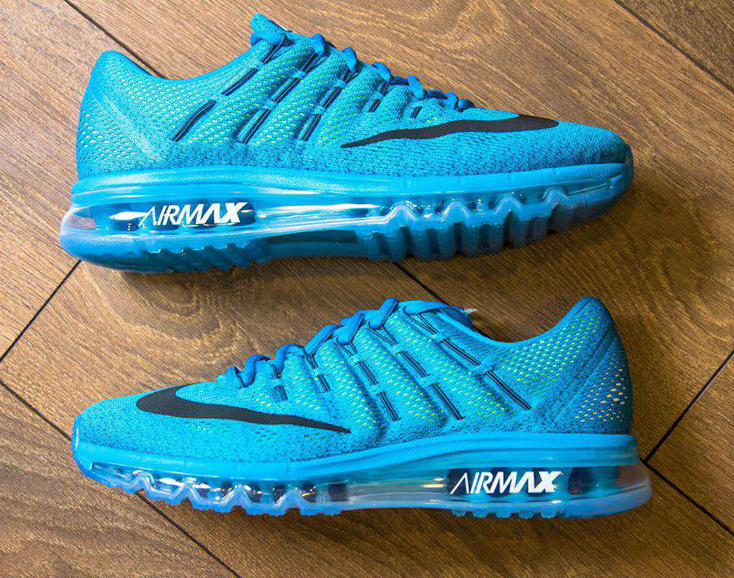 Air Max Flyknit 2016