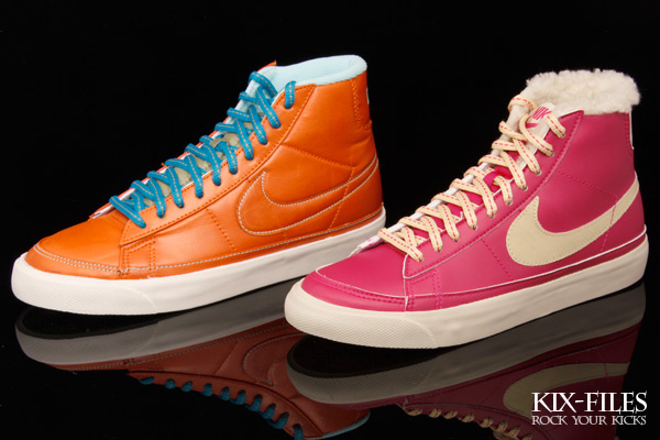 Nike WMNS Blazer Mid Cotton Candy & Toffee