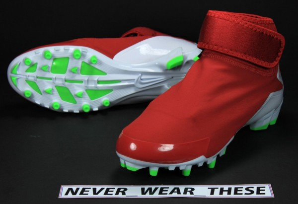 98f05e6cb Crabtree s Air Jordan XX8 cleats are now up for grabs here.