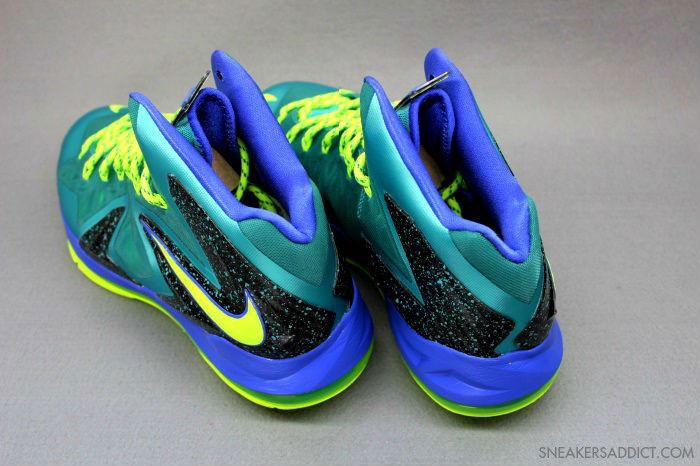Nike LeBron PS Elite Sport Turquoise Volt Violet Force 579827-300 (2)