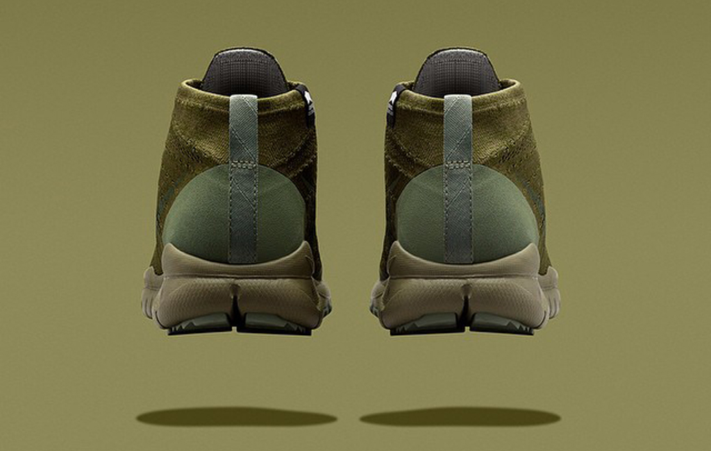 uk availability 0082b c4c0a Three New Colorways of the Nike Flyknit Trainer Chukka SFB   Sole Collector