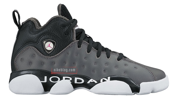 Air Jordan Jumpman Team 2 Black/Grey