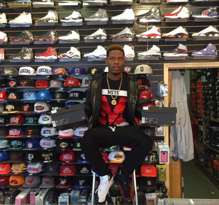 Fetty Wap Buys a New Pair of Air Jordans Every Day