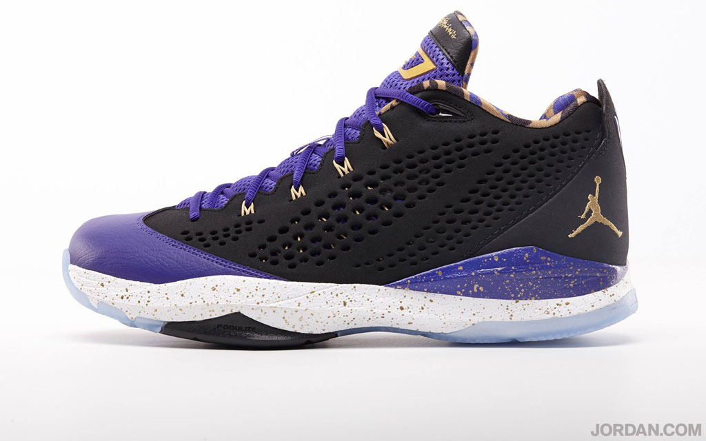 Jordan Brand BHM Black History Month Chris Paul CP3.VII PE (2)