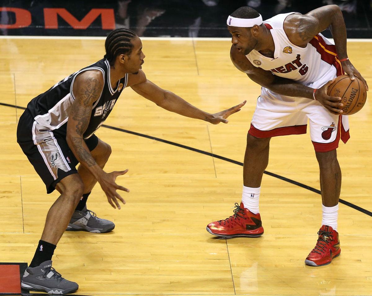 NBA Sneaker Watch // Nike Basketball NBA Finals Recap   Sole Collector