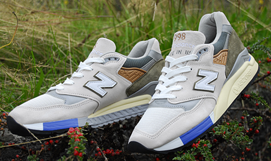 Cncpts x New Balance Made in USA 998 C Note 100 bill