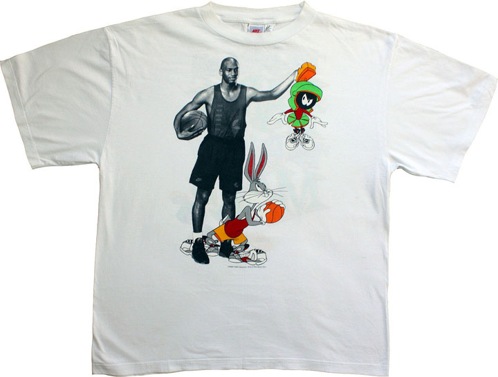 7259ed486065 Vintage Michael Jordan T-Shirt Collection