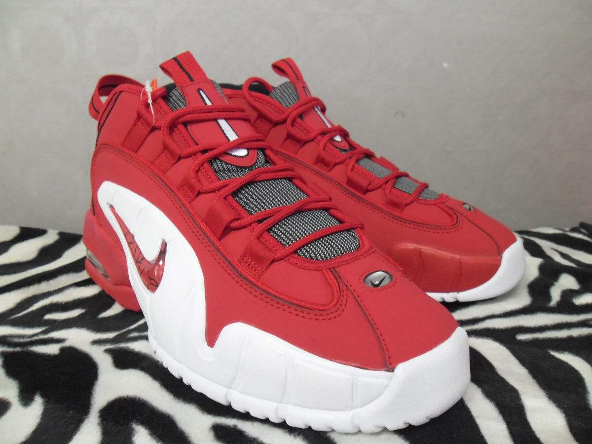 lowest price eb38d 695aa Nike Air Max Penny 1s in University Red Releasing Next Month